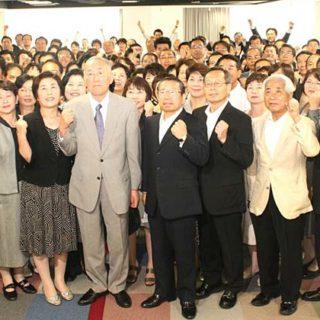 愛知県本部の議員総会および新人議員研修会を開催
