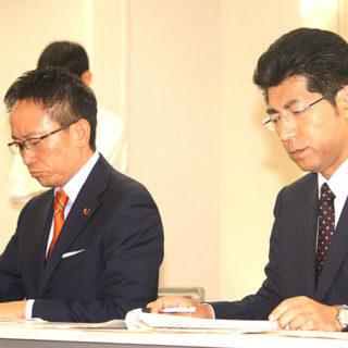 里見りゅうじ県本部副幹事長の専門分野である労働行政の中で、最も重要なファクターである雇用状況の把握のため、愛知県下のハローワークの訪問からスタート