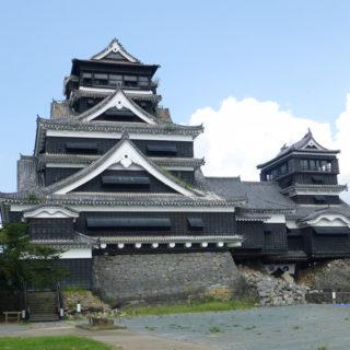 復興のシンボル熊本城