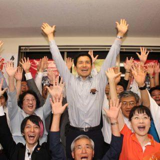 「新妻ひでき」当選!!&43歳のハッピーバースディ!!!