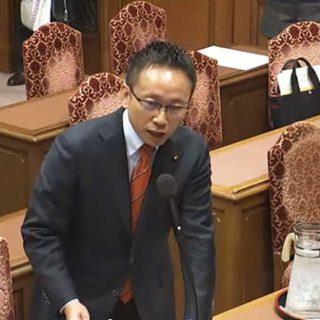 予算委員会分科会にて被災地と地元の諸課題について質疑