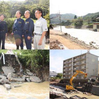 豪雨被害を緊急調査~岐阜県高山市~