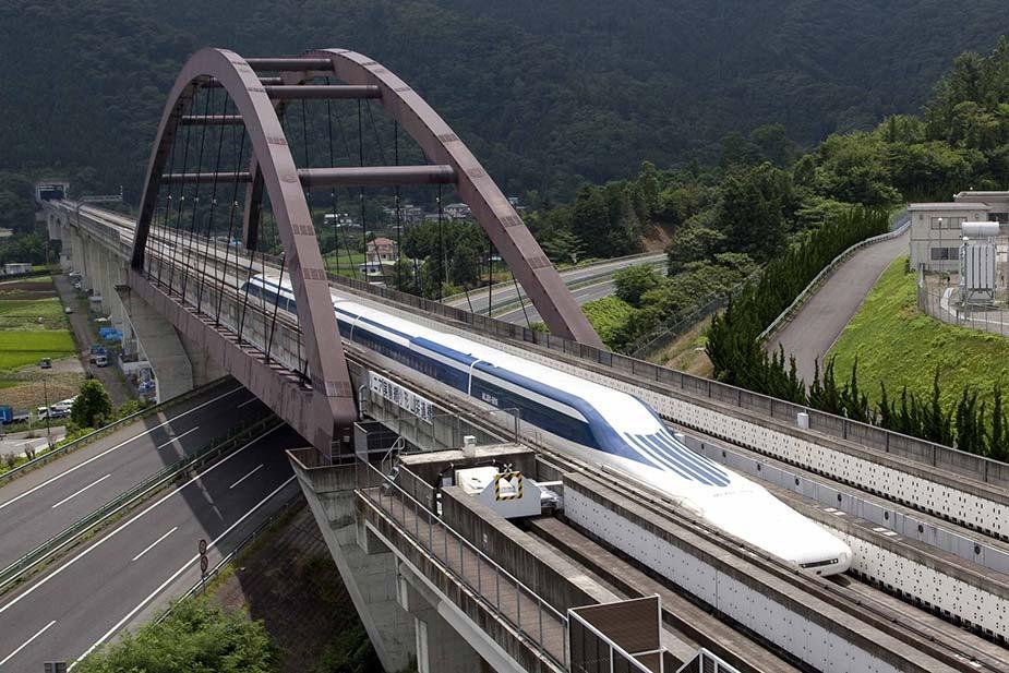 リニア中央新幹線、始動