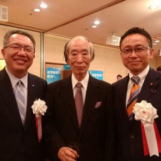 坂口力大先輩と中川さんと共にリベンジの決意を込めた1枚