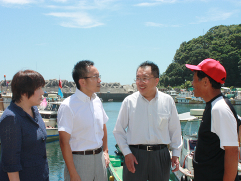 この夏も三重県の鳥羽・志摩・尾鷲・熊野・紀宝などなど