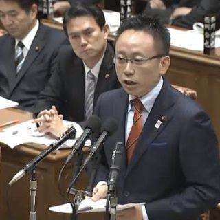 予算委員会初質問