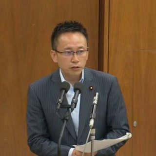 決算行政監視委員会にて質疑