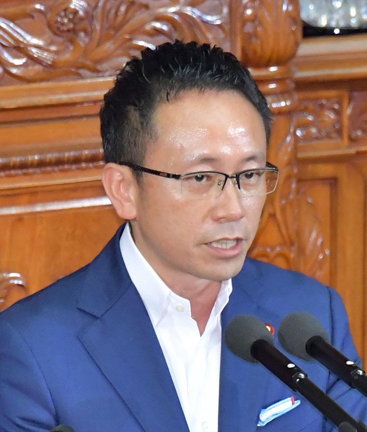 伊藤氏が反対討論 説得力欠く内容