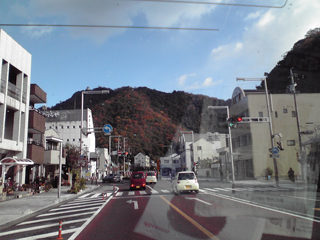 長良川国際会議場で行われた岐阜県本部大会に出席