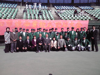 名古屋軟式野球連盟創立51周年
