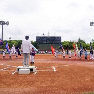 中日ドラゴンズ・中日スポーツ杯少年野球大会