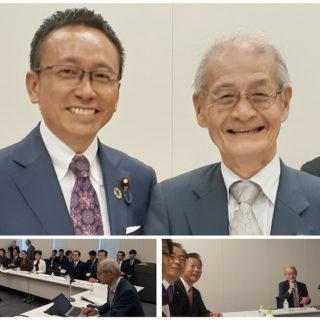 ノーベル化学賞受賞者 吉野彰教授