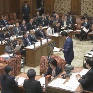 衆議院第一委員会室