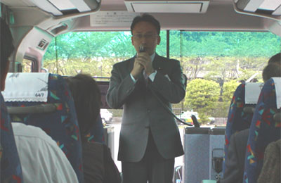 「国会見学会」岐阜の皆様に感謝!