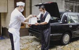 タクシー宅配を恒久化/公明推進、コロナ禍の需要増踏まえ/赤羽国交相が表明