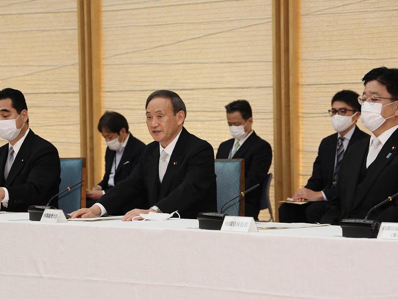 2020.9.18初副大臣会議・記念撮影