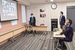 ICT化の格差防ぐ/GIGAスクール構想で確認/党愛知県本部が政策講座を開催