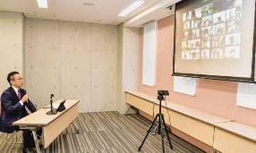 接種事業の成功に全力/党愛知・対策本部が初会合