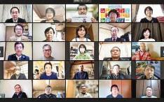 ワクチン確保を主導/里見氏が強調 安心な接種体制へ連携/党愛知県本部