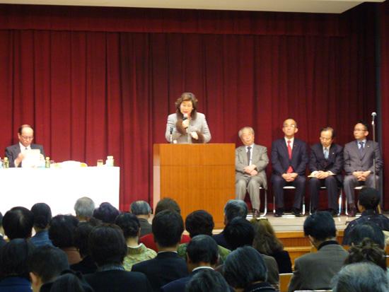2007年度文化予算等説明会を開催