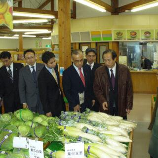 「農政懇談会in岡崎」に参加