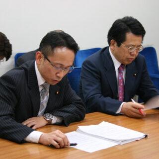 党児童虐待防止対策PT 第8回(いとう渉座長)