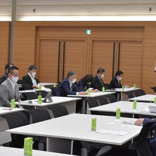 日本酒を無形文化遺産に/党部会で保存会 こうじ菌の技術が特徴