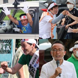 松阪市議選