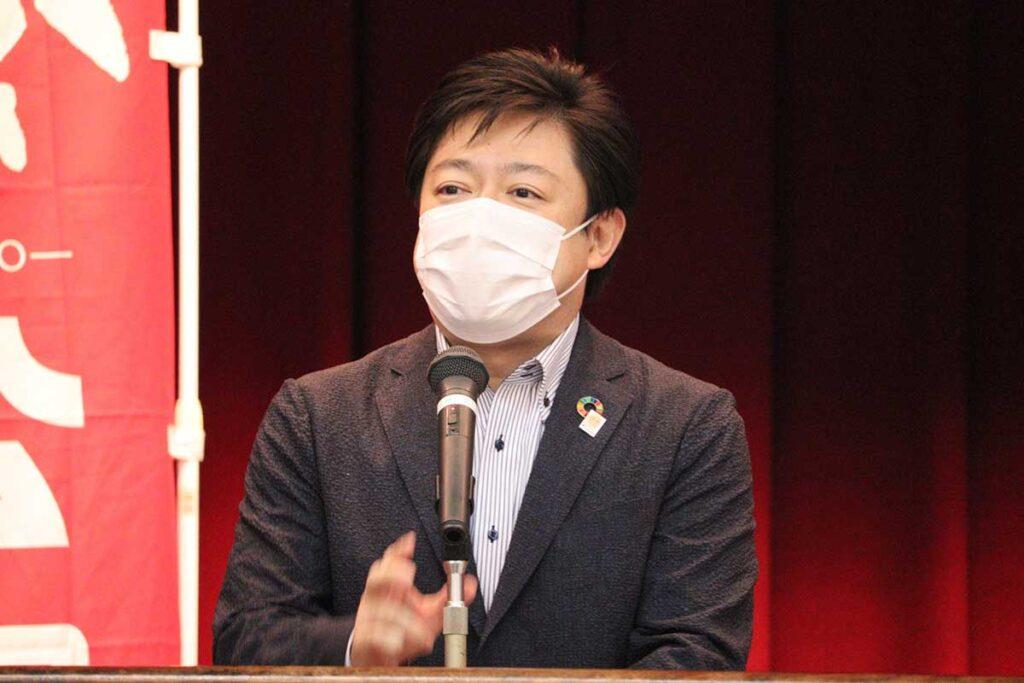 犬山・小牧での国政報告会