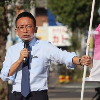 衆議院総選挙・いざ出陣!!