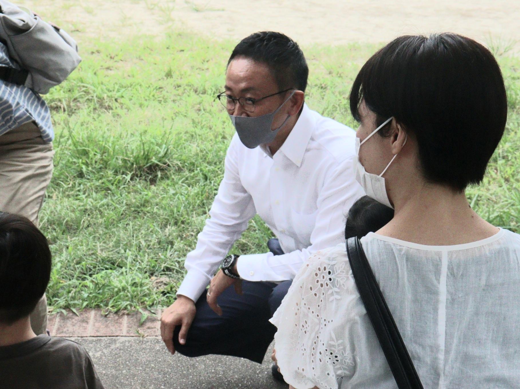 ご質問に答えますNO .3〜未来応援給付10万円、バラマキじゃないの??